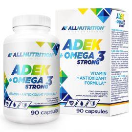 Allnutrition ADEK + Omega 3 Strong 90 caps