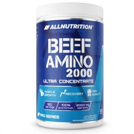 Beef Amino 2000 Pro Series 300 tablets Ultra Concentrate Allnutrition
