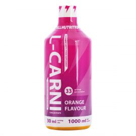 L-Carni L-Carnitine Concentrate 1000 ml Allnutrition
