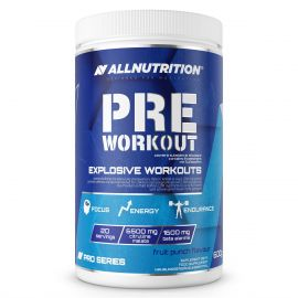 Allnutrition Pre-Workout 600g
