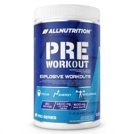 Allnutrition Pre-Workout 600g Bubble Gum
