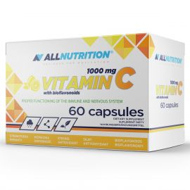 Allnutrition Vitamin C 1000mg 60 caps + Bioflavonoids