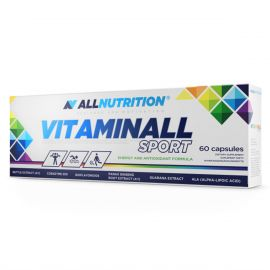 Vitaminall Sport Allnutrition 60 caps Energy and Antioxidant Formula