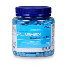 MEGABOL PLASMEX 100% Animal Blood Amino Acids 350 caps