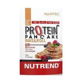 Nutrend Protein Pancake no flavour 750g Gluten Free