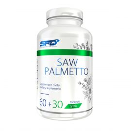 Saw Palmetto 1000 mg SFD 90 tab - Boost Energy and Testosterone Levels