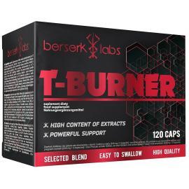 Berserk Labs T-Burner 120 caps