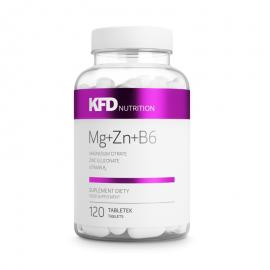 KFD ZMA Magnesium + Zinc + Vitamin B6 - 120 tab