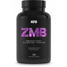 KFD ZMB (ZMA) Magnesium + Zinc + Vitamin B6 - 135 tab