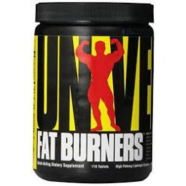 Universal Fat Burners 100 tab Easy to Swallow
